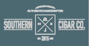 Cigar logo grey