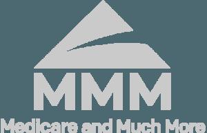 MMM grey logo