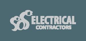 electrical logo grey